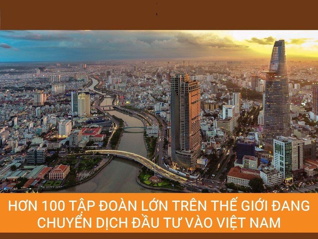 Hơn 100 tập đoàn lớn trên thế giới đang chuyển dịch đầu tư vào Việt Nam - ảnh 2
