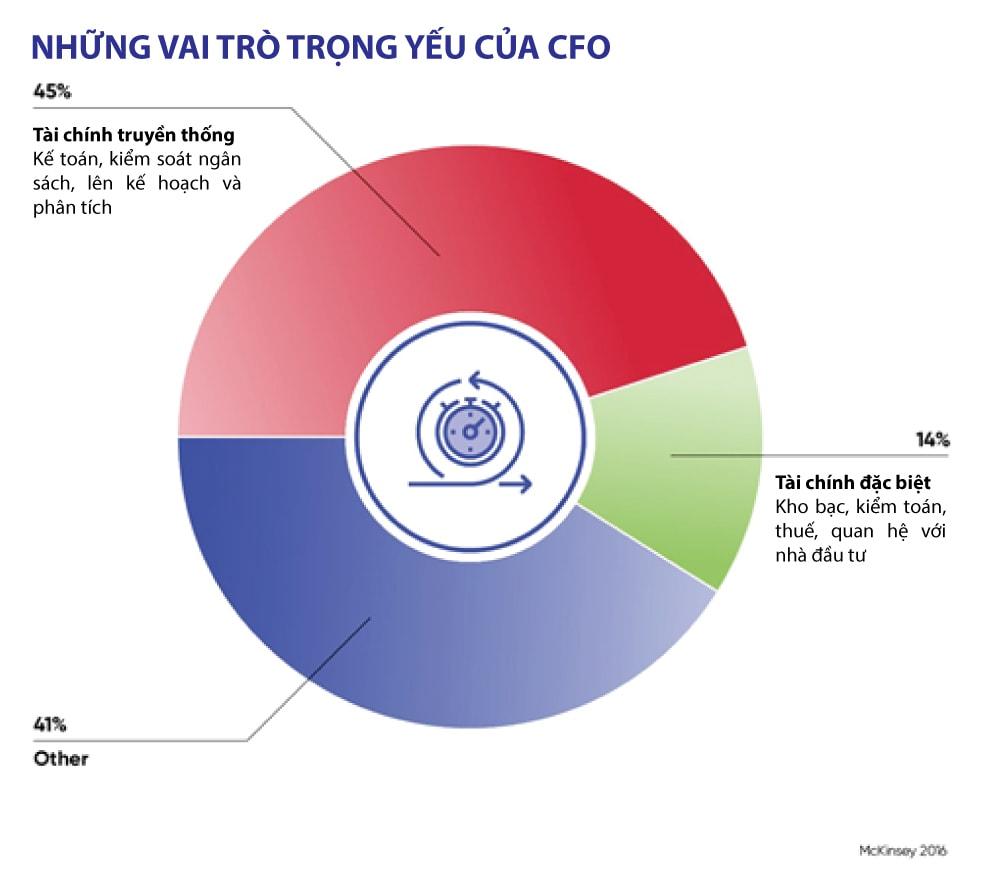 Giám đốc tài chính (CFO) tương lai: Tập trung vào vai trò chiến lược - ảnh 3